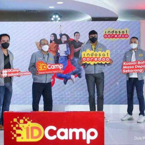 Sambut Tren Profesi Masa Depan, Indosat Ooredoo Luncurkan IDCamp 2021 dan Bagikan RibuanBeasiswa Belajar Coding Online