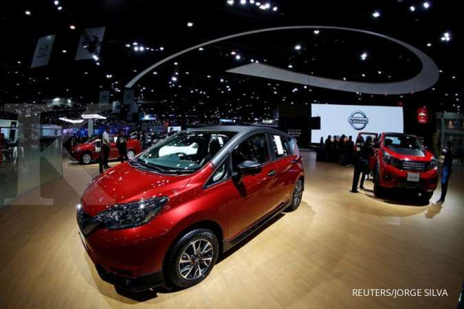 Penjualan ritel meningkat, Nissan dukung perpanjangan PPnBM mobil 100%