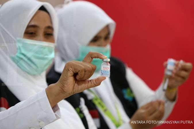Link dan cara pendaftaran vaksin Covid-19 Moderna di DKI Jakarta