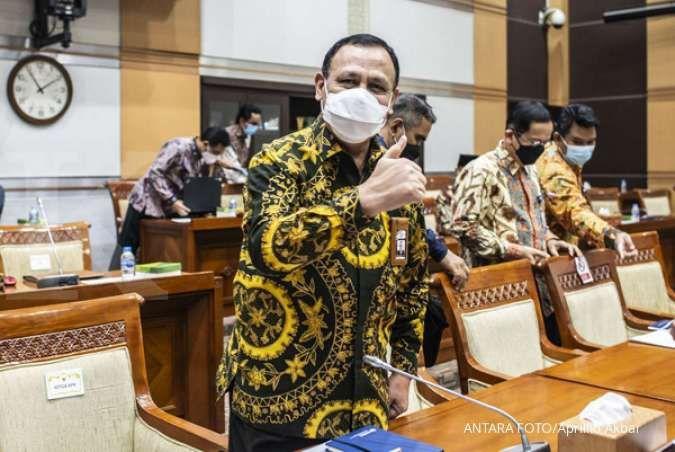 Ketua KPK mangkir dari panggilan Komnas HAM, MAKI ajukan uji materi UU 39/1999