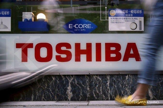 CVC sodorkan penawaran akuisisi Toshiba senilai US$ 21 miliar