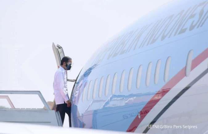 Jokowi ke Palembang untuk resmikan jalan tol