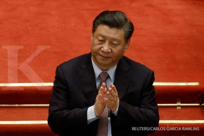 Kunjungan pertama sebagai Presiden China, ini kegiatan Xi Jinping saaat di Tibet