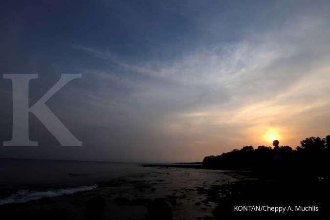 Viral video Matahari terbit dari Utara di Jeneponto, begini penjelasan BMKG