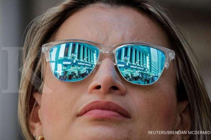 Wall Street berseri, S&P 500 dan Nasdaq dibuka pada rekor tertinggi