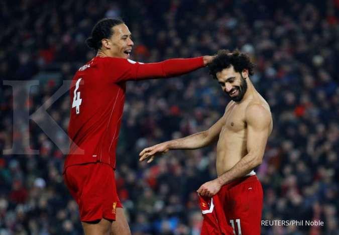 PSG siap incar bintang Liverpool bila Kylian Mbappe hengkang