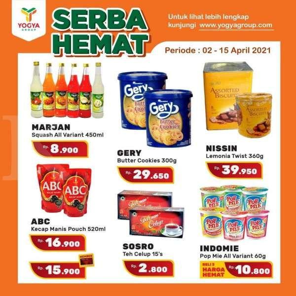 Promo Yogya Supermarket 2-15 April 2021