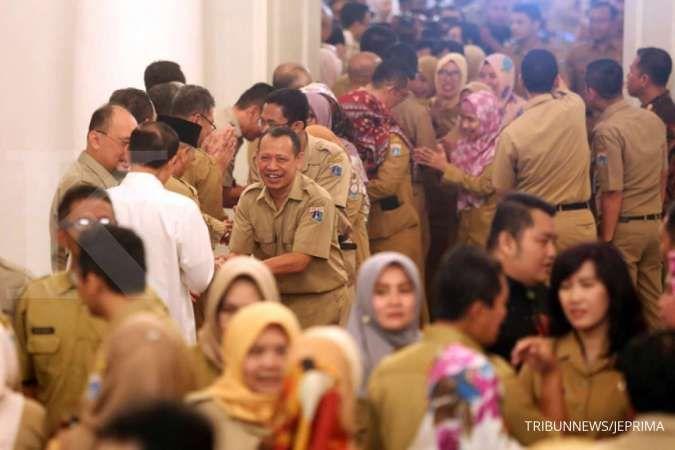 Rincian gaji PNS DKI Jakarta dan tunjangannya