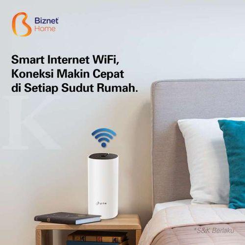 Biznet Luncurkan Smart Internet WiFi, Hadirkan Koneksi WiFi Cepat dan Stabil di Setiap Sudut Rumah
