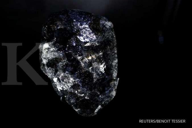 Botswana temukan batu berlian 1.098 karat, terbesar ketiga di dunia