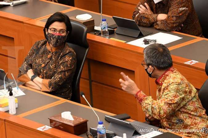 Indonesia parliament committee approves government's $190 bln 2022 budget