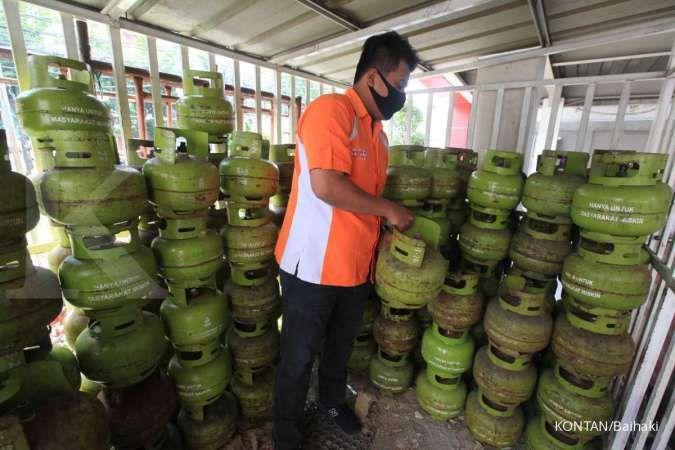 Sambut Imlek dan Cap Gomeh, Pertamina tambah pasokan LPG di Pontianak
