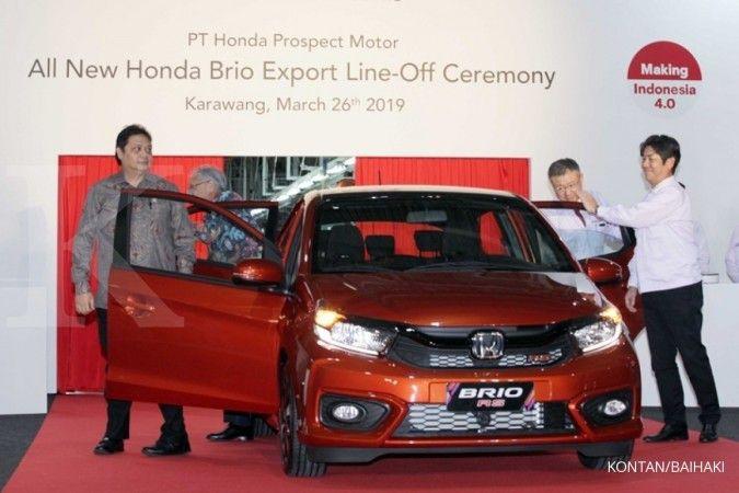 Honda siapkan strategi hadapi kebijakan PPnBM baru