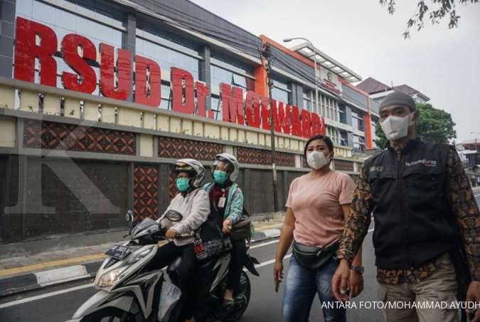 11 Pasangan calon kepala daerah Jalani pemeriksaan kesehatan di Solo