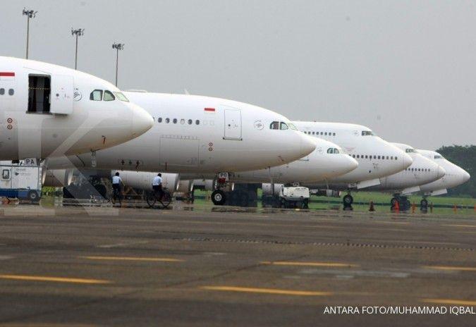 Garuda Indonesia cari dana US$ 500 juta untuk refinancing