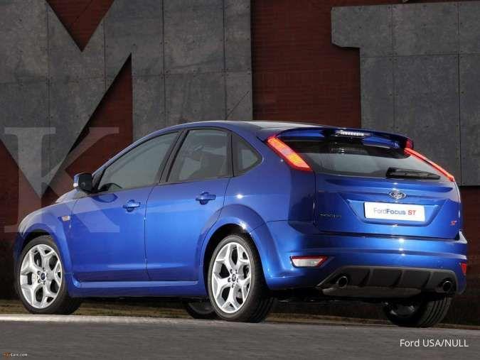 Harga mobil bekas Ford Focus