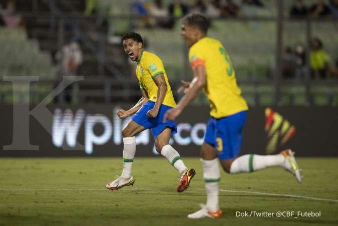 Jadwal Kualifikasi Piala Dunia 2022 Brasil vs Uruguay: La Celeste adang Selecao