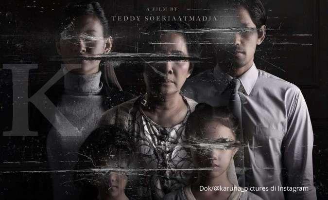 4 Film Indonesia terbaru akan tayang Januari di Netflix, genre horor hingga superhero