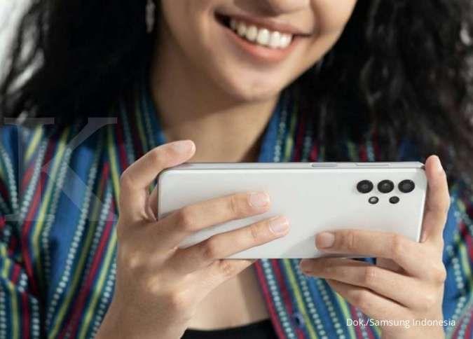 Pilihan HP 5G murah Samsung, ini spesifikasi dan harga HP Samsung A32 5G terbaru
