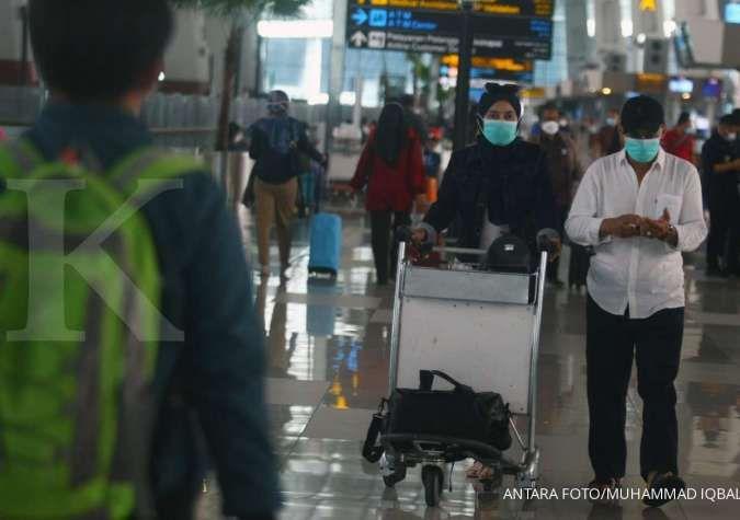 Larangan mudik menahan kenaikan penumpang angkutan udara pada Mei 2021