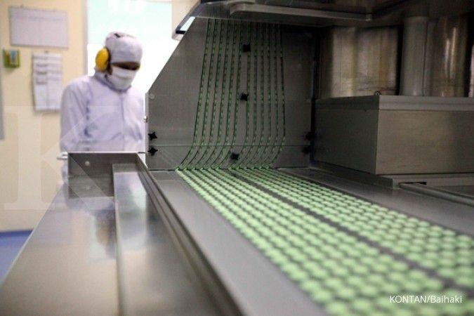 Kalbe Farma (KLBF) pasarkan obat Fluvir di Indonesia, menggandeng Amarox