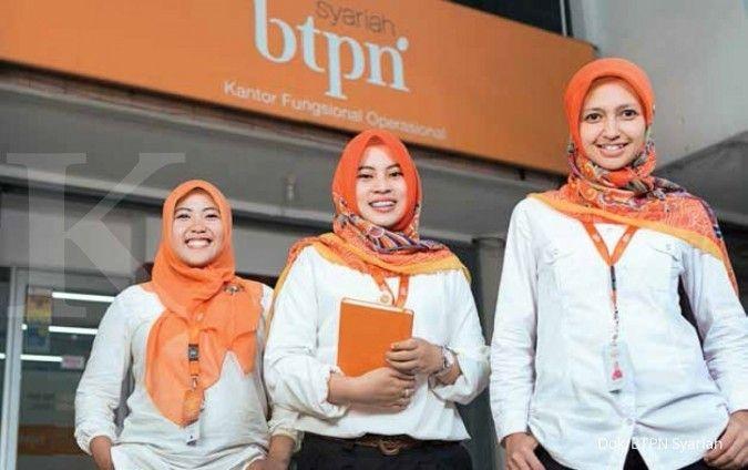 BTPN Syariah catatkan kinerja positif di kuartal III 2019