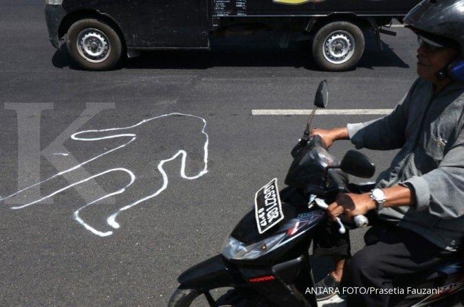 Kecelakaan beruntun di Puncak Bogor akibatkan 5 orang tewas