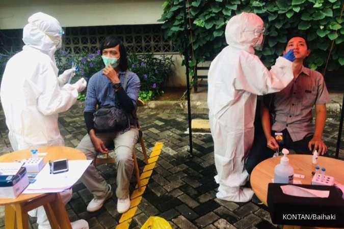 Mengenal dua kelompok model pengujian infeksi virus corona