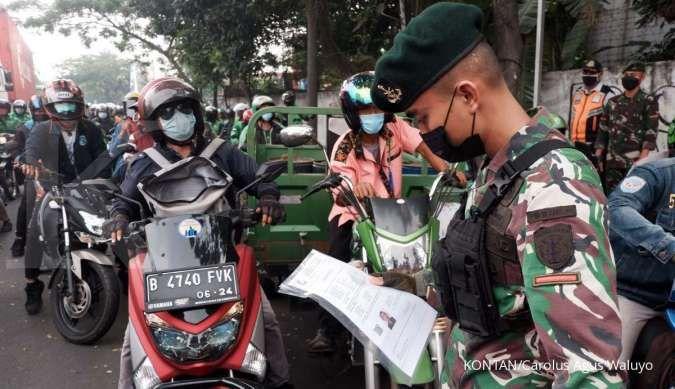 STRP DKI Jakarta masih berlaku, begini cara membuatnya