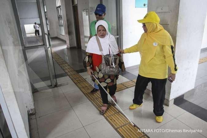 Kementerian PUPR terus dorong pembangunan infrastruktur ramah disabilitas