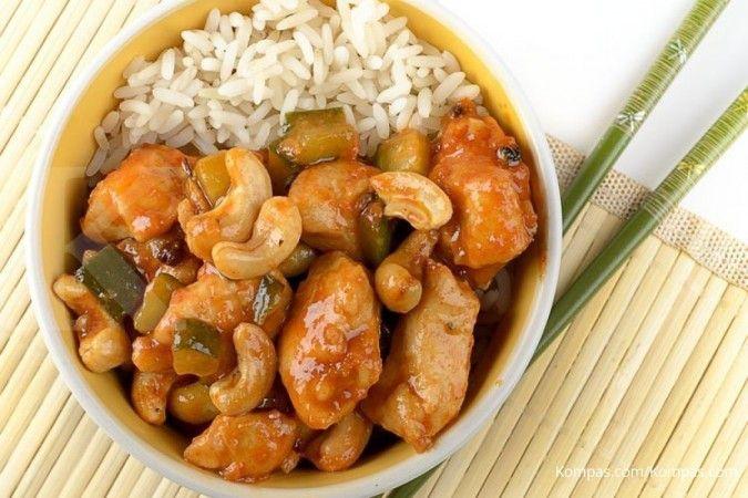 Ayam kung pao yang mendunia ternyata dibuat secara tak sengaja