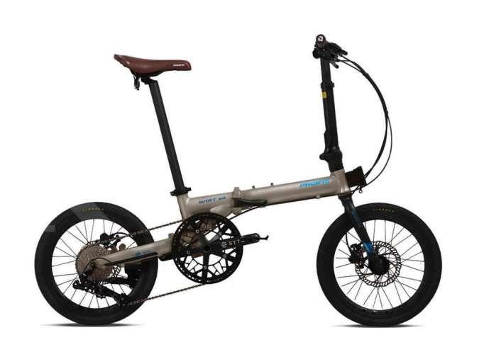 Handal, ringkas, dan murah, ini harga sepeda lipat Pacific Dart 5.0 yang baru dirilis