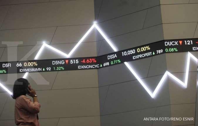 Asing dinilai belum terpengaruh sentimen tapering off, ini saham rekomendasi analis