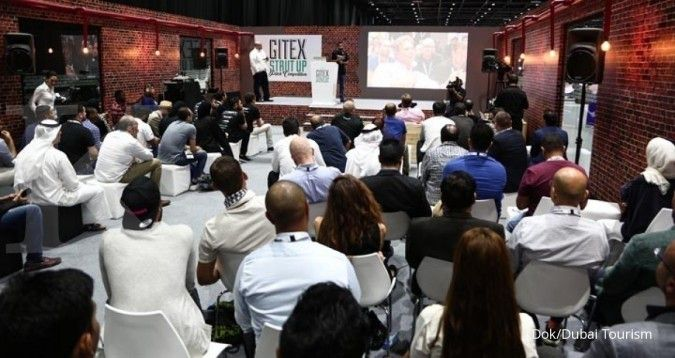 Dubai Tourism-GITEX Future bikin lomba startup