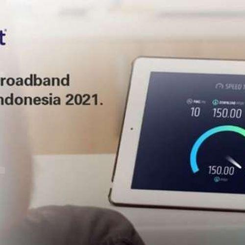 Biznet Kembali Menjadi Provider Internet BroadbandTercepat di Indonesia Versi Speedtest Periode Q2 2021