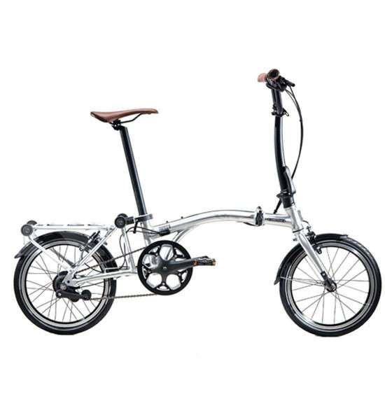 Harga sepeda lipat United Trifold ringan di kantong, penasaran? Cek sendiri di sini