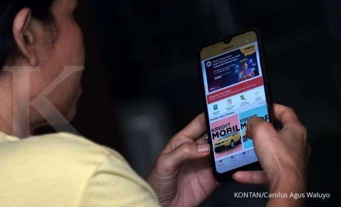 Laju pembiayaan multiguna oleh multifinance masih tersendat
