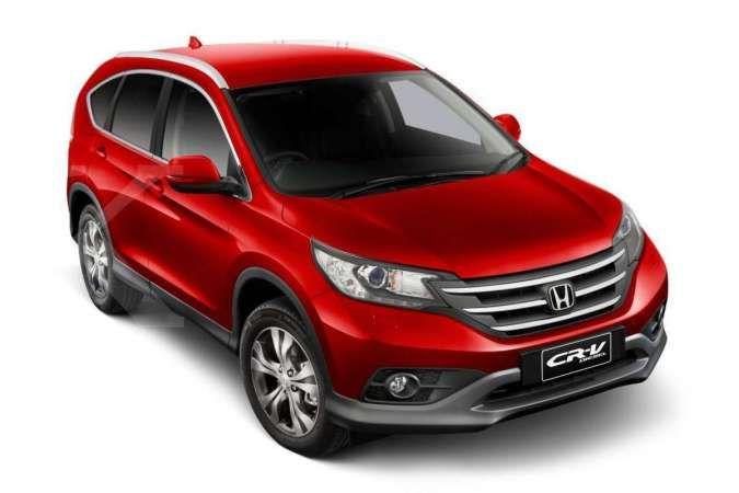 Harga mobil bekas Honda CR-V