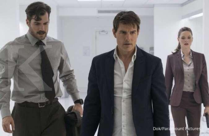 3 Film di Bioskop Trans TV 22 Februari, ada Tom Cruise di Mission: Impossible Fallout