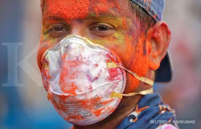 Ramalan para ahli: India bisa menjadi hotspot virus corona berikutnya