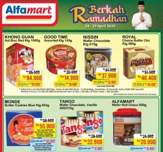 Promo Alfamart 24 29 April 2020 Diskon Sepekan