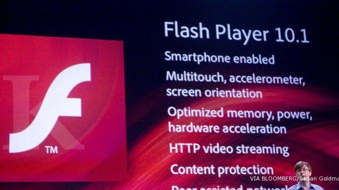 Microsoft hapus Adobe Flash Player permanen dari Windws 10 mulai Juli mendatang
