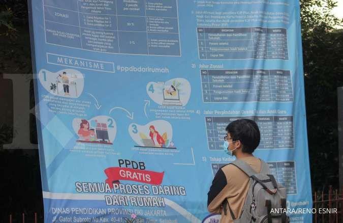 Catat! Pendaftaran PPDB Jakarta jalur prestasi ditutup hari ini pukul 14.00