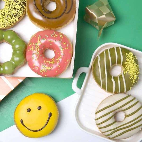 Promo Dunkin Donuts 6-12 Mei 2021, ada promo ojol 12 donat Rp 87.000