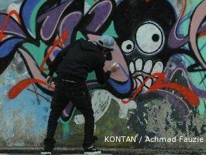 Melukis laba dari usaha jasa lukisan tembok