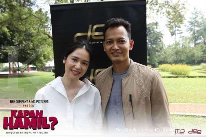 Film Indonesia terbaru, Fedi Nuril dan Laura Basuki bintangi Kapan Hamil?