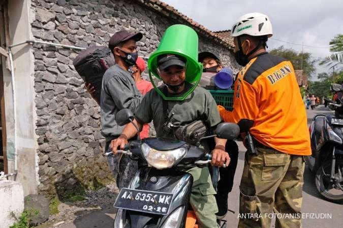 Pemkab Sleman siapkan barak Gayam untuk mengantisipasi pengungsi Merapi