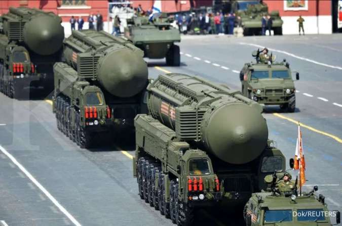 Kekuatan bakal bertambah, Rusia kembangkan sistem rudal strategis Kedr generasi baru