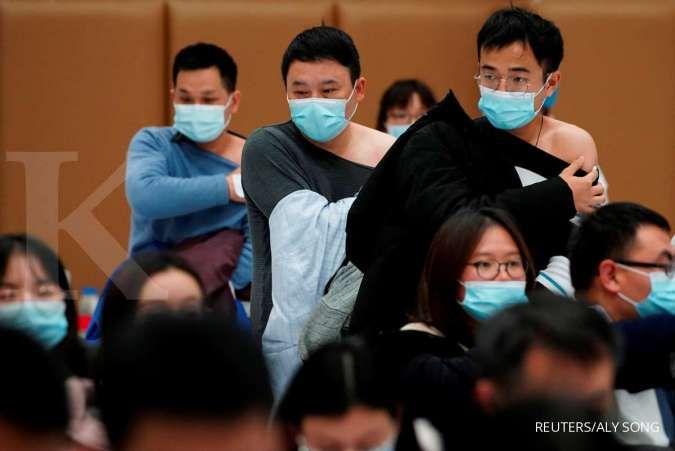 China luncurkan sertifikat vaksinasi covid-19 digital