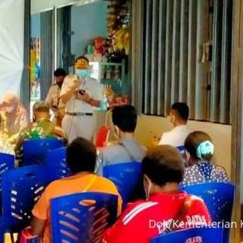 KKP Ajak Masyarakat Perbatasan RI-PNG Ikut Cegah Masuknya Hama dan Penyakit Ikan